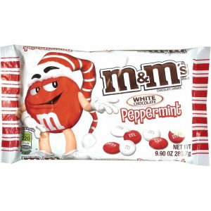 M&M's White Peppermint 226.8g |
