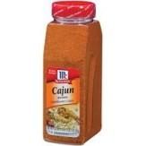 McCormick Cajun Seasoning 510g
