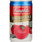 Campbells Tomato Juice 163ml