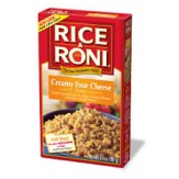 Rice A Roni- Creamy Four Cheeses 181g
