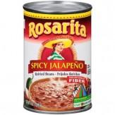 Rosarita Spicy Jalapeno Refried Beans 454g