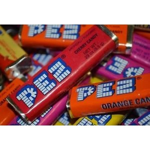 Pez Refill Assorted Flavours packs x 12  |