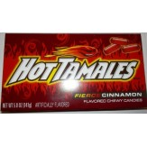 Hot Tamales Fierce Cinnamon Peg Bag 141g