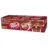 Dr Pepper 27 King size Freezer Pops 4.2 kg