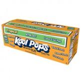 Kool Pops Tropical King Size Freezer Bars 27 ct 4.2kg
