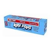 Kool Pops King Size Freezer Bars 27 ct 4.2kg