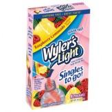 Wylers Light Singles To Go -Raspberry Lemonade 8pk