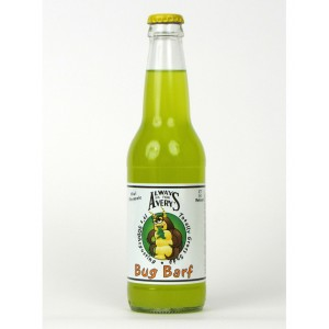 Avery's Bug Barf  Glass Bottle 355ml  