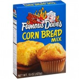 Famous Dave's Corn Bread Mix 425g