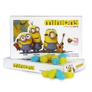 Minions Sour Gummies 88g |