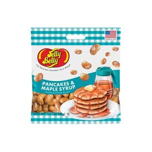 Jelly Belly Pancakes and Maple Syrup   |