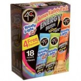 4C Totally Light 2 Go Energy Rush Powder 18 pack