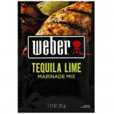 Weber Tequila Lime Marinade Mix 32g