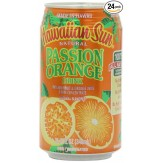 Hawaiian Sun Passion Orange 340 ml