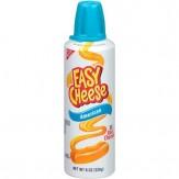 Nabisco Easy Cheese American 226g