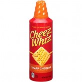 Cheez Whiz Sharp Cheddar 226g