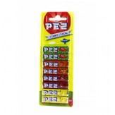 Pez 8 Pack Refill Mixed