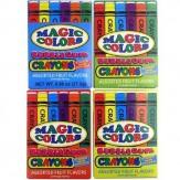 Bubble Gum Crayons Magic Colours 27.2g
