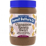 Peanut Butter & Co. Cinammon Raisin Peanut Butter 454g