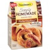 Fleischmann's Simply Homemade Pretzel Creations Baking Mix
