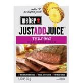 Weber Teriyaki Marinade Mix Just Add Juice 32g