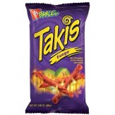 Takis Fuego Hot Chili Pepper & Lime 280g