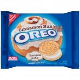 Oreo Cinnamon Bun Cookies 345g