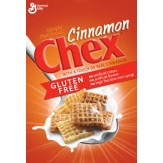 Cinnamon Chex Cereal 343g DATED