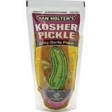 Van Holten Pickle in a Pouch Zesty Garlic