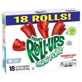 Fruit Roll Ups 18x Mini Rolls 188g