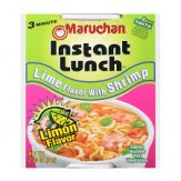 Maruchan 3 min Cup of Noodles Lime Flavour with Shrimp