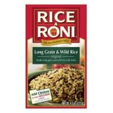 Rice A Roni-Long Grain & Wild Rice 122g