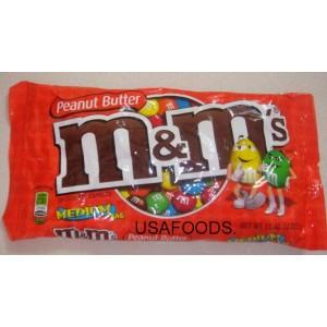 M&M's Peanut Butter Medium Bag 289.2g  |