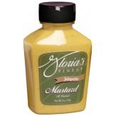 Gloria's Finest Mustard- Jalapeno 255g
