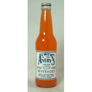 Averys Orange Cream 355ml |