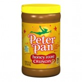 Peter Pan Crunchy Honey Roast Peanut Spread 462g