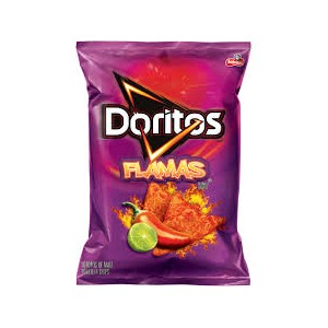 Doritos-Flammas Chili & Lime 28.3g  