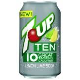 7 up Ten 355 ml