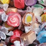 Salt Water Taffy 500g.
