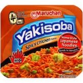Maruchan Yakisoba Spicy Chicken Noodles 116g
