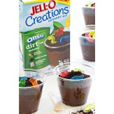 Jell-O Creations Dirt Cups 287g DATED STOCK