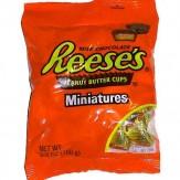 Reese's Milk Choc Peanut Butter Cups Minis 104g