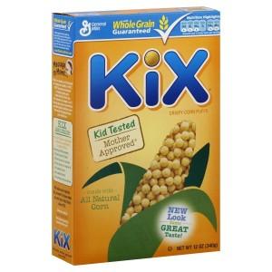 General Mills Cereal- Kix  340g |