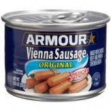 Armour Vienna Sausages 130g