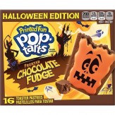 Poptarts Fosted Chocolate Fudge Spookylicious 832g