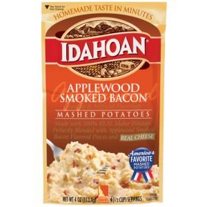 Idahoan Mashed Potatoes- Applewood Smoked Bacon 113.4g |