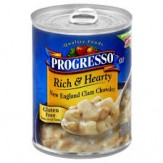 Progresso New England Clam Chowder Rich & Hearty 524g