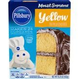 Pillsbury Moist Supreme Premium Cake Mix - Yellow 432g