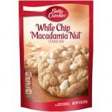 Betty Crocker White Chip Macadamia Nut Cookie Mix  397g