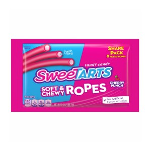 Sweetarts Soft & Chewy Ropes 51g |